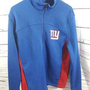 NFL G-III NEW YORK Giants Full Zip  jacket